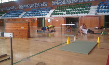 Preparació proves físiques a Tarragona